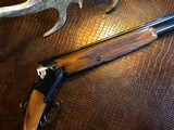 Browning Superposed Superlight 28ga - IC/M - Slender Grip - See Letter - Never Seen Another in this Configuration - 22 of 25