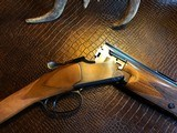 Browning Superposed Superlight 28ga - IC/M - Slender Grip - See Letter - Never Seen Another in this Configuration - 2 of 25