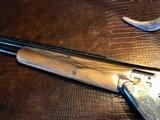 "Browning Superposed RKLT - 28ga - 28"" - IC/M - ca. 1960 - High Grade Honey French Walnut - Complete Restoration - Custom Dimensions - 8 of 23"