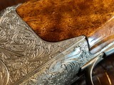 """Browning Superposed Superlight Exhibition D5G - 20ga - 26.5"""" - F/F - E. Vos engraved - This is a Fine Shotgun - 10 of 25"""