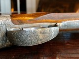 """Browning Superposed Superlight Exhibition D5G - 20ga - 26.5"""" - F/F - E. Vos engraved - This is a Fine Shotgun - 25 of 25"""