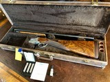 """Browning Superposed Superlight Exhibition D5G - 20ga - 26.5"""" - F/F - E. Vos engraved - This is a Fine Shotgun - 12 of 25"""