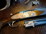 "Beretta EELL Gallery Gun - 20ga - 26"" and 28"" - Mobile and Briley Chokes - Gorgeous Wood - Maker's Case"