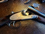 """Stephen Grant & Sons Best SLE - 12ga - 2 Barrel - 28"""" Damascus and 30"""" steel -Outstanding Condition - ca. Early 1900s - 2 3/4"""" Chambers - 7 of 25"""