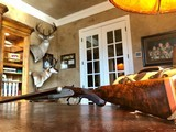 """Stephen Grant & Sons Best SLE - 12ga - 2 Barrel - 28"""" Damascus and 30"""" steel -Outstanding Condition - ca. Early 1900s - 2 3/4"""" Chambers - 17 of 25"""