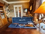 "Beretta Silver Pigeon II - 20ga - 26.5"" Barrels - IC/M/F Mobile Chokes - 5.15 lbs - 2 3/4-3"" Shells - Clean Shotgun - Deep Relief Engraved Game Scene - 2 of 22"