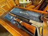 "Beretta Silver Pigeon II - 20ga - 26.5"" Barrels - IC/M/F Mobile Chokes - 5.15 lbs - 2 3/4-3"" Shells - Clean Shotgun - Deep Relief Engraved Game Scene - 4 of 22"