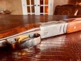 "Beretta Silver Pigeon II - 20ga - 26.5"" Barrels - IC/M/F Mobile Chokes - 5.15 lbs - 2 3/4-3"" Shells - Clean Shotgun - Deep Relief Engraved Game Scene - 17 of 22"