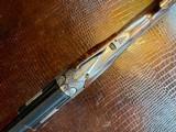 "Beretta Silver Pigeon II - 20ga - 26.5"" Barrels - IC/M/F Mobile Chokes - 5.15 lbs - 2 3/4-3"" Shells - Clean Shotgun - Deep Relief Engraved Game Scene - 8 of 22"