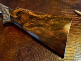 Browning SA22 Belgium Takedown - .22 Long Rifle - Angelo Bee - All Custom - Extra Lusso Grade Deep Relief Engraving - Fine! - 14 of 24