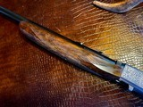 Browning SA22 Belgium Takedown - .22 Long Rifle - Angelo Bee - All Custom - Extra Lusso Grade Deep Relief Engraving - Fine! - 13 of 24