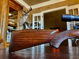 Joh. Springer Erben Custom - True Mauser Action - .257 Roberts - Double Set Tigger - Double Safety - Rare Rifle Rare Maker - Beautiful Marksman Rifle - 8 of 25