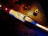 """Browning Citori Superlight Sporter Grade 5 - 20ga - 28"""" - 3"""" shells - M/F - Like New - Deep Relief Engraving - Spectacular - 4 of 15"""