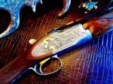 """Browning Citori Superlight Sporter Grade 5 - 20ga - 28"""" - 3"""" shells - M/F - Like New - Deep Relief Engraving - Spectacular - 2 of 15"""