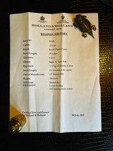 "Holland & Holland - Royal ""Pigeon"" Gun - 12ga - 30"" - 3"" - Full/Half (.019/.038) - 15"" x 1 1/2"" x 2 1/2"" - 1/8"" Cast Off - 7.7 lbs - Marc - 24 of 24"