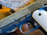 """Republic Forge Patriot Commander - 9mm - 5"""" - Damascus - Ivory Grips - NEW Gun - 14 of 25"""
