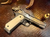 """Republic Forge Patriot Commander - 9mm - 5"""" - Damascus - Ivory Grips - NEW Gun - 22 of 25"""
