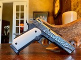 """Republic Forge Patriot Commander - 9mm - 5"""" - Damascus - Ivory Grips - NEW Gun - 18 of 25"""