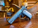 """Republic Forge Patriot Commander - 9mm - 5"""" - Damascus - Ivory Grips - NEW Gun - 4 of 25"""