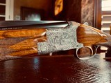 """Browning Superposed Diana - 410ga - 28"""" - F/F - RKLT - ca. 1966 - Collector Grade Beautiful Unaltered - G. Cargnel Engraved - Tight Like New"""