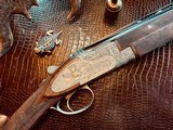 Browning Superlight P4 - 410ga - All Option Gun - ca. 1979 - J.M.Debrus Engraved - Finest of the Fine Presentation Shotguns - Beautiful!!