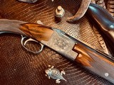 """Browning Superposed Early Grade V - 20ga - 28"""" - IC/F - Doyen Engraved - ca. 1953 - Pristine Condition - Untouched - Rare Fine Early Superposed!!"""