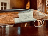 Browning Superposed Superlight Pigeon - 410ga - IC/M - As New - ca. 1975 - Pristine Condition - Gorgeous Walnut - Rounded Frame - Tapered Rib