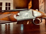 Browning Superposed Superlight Pointer- 410ga - M/F - J.M.Debrus/J.M.Florent Engraved - ca. 1976 - Signed 3 times - Rare Collaboration of Engravers