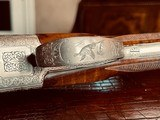 Browning Superposed Superlight Pointer- 410ga - M/F - J.M.Debrus/J.M.Florent Engraved - ca. 1976 - Signed 3 times - Rare Collaboration of Engravers - 9 of 24