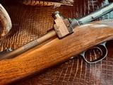 "Winchester Model 70 Pre-War Variation 4 Carbine - .30-06 Government - 20"" Barrel - Lyman 48 WJS Rear Side Mount Receiver Sight - COOL!! - 20 of 25"