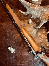 "Winchester Model 70 Pre-War Variation 4 Carbine - .30-06 Government - 20"" Barrel - Lyman 48 WJS Rear Side Mount Receiver Sight - COOL!! - 6 of 25"