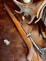 "Winchester Model 70 Pre-War Variation 4 Carbine - .30-06 Government - 20"" Barrel - Lyman 48 WJS Rear Side Mount Receiver Sight - COOL!! - 2 of 25"