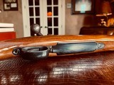 "Winchester Model 70 Pre-War Variation 4 Carbine - .30-06 Government - 20"" Barrel - Lyman 48 WJS Rear Side Mount Receiver Sight - COOL!! - 17 of 25"