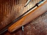 "Winchester Model 70 Pre-War Variation 4 Carbine - .30-06 Government - 20"" Barrel - Lyman 48 WJS Rear Side Mount Receiver Sight - COOL!! - 13 of 25"