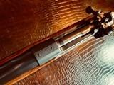 "Winchester Model 70 Pre-War Variation 4 Carbine - .30-06 Government - 20"" Barrel - Lyman 48 WJS Rear Side Mount Receiver Sight - COOL!! - 8 of 25"