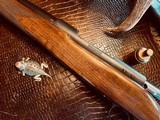 Winchester Model 70 Pre-War Carbine - .22 Hornet - All Original - Type 1 Variation 4 - ca. 1941 - Wonderful Condition - Rare Beast! - 8 of 20