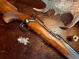 Winchester Model 70 Pre-War Carbine - .22 Hornet - All Original - Type 1 Variation 4 - ca. 1941 - Wonderful Condition - Rare Beast! - 2 of 20