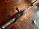 Winchester Model 70 Pre-War Carbine - .22 Hornet - All Original - Type 1 Variation 4 - ca. 1941 - Wonderful Condition - Rare Beast! - 13 of 20