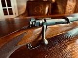 Winchester Model 70 Pre-War Carbine - .22 Hornet - All Original - Type 1 Variation 4 - ca. 1941 - Wonderful Condition - Rare Beast! - 1 of 20
