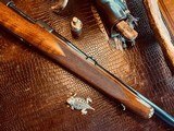 Winchester Model 70 Pre-War Carbine - .22 Hornet - All Original - Type 1 Variation 4 - ca. 1941 - Wonderful Condition - Rare Beast! - 14 of 20