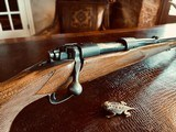 """Winchester Model 70 Pre-64 Standard - .243 Win. - 24"""" Barrel - Steel Buttplate - Nice Rifle 4x More Rare Than Featherweight - RARE!! - 9 of 20"""