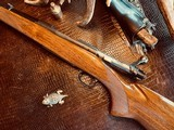 """Winchester Model 70 Pre-64 Standard - .243 Win. - 24"""" Barrel - Steel Buttplate - Nice Rifle 4x More Rare Than Featherweight - RARE!! - 14 of 20"""
