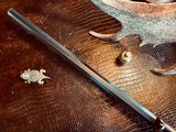 """Winchester Model 1895 Flatside - .38-72 Win - SN: 462 - 26"""" - Tapered Octagon Barrel - Crisp Action - Fine Condition - Crescent Steel Buttplate - 15 of 21"""