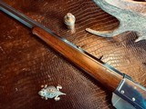"""Winchester Model 1895 Flatside - .38-72 Win - SN: 462 - 26"""" - Tapered Octagon Barrel - Crisp Action - Fine Condition - Crescent Steel Buttplate - 16 of 21"""