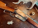 """Winchester Model 1895 Flatside - .38-72 Win - SN: 462 - 26"""" - Tapered Octagon Barrel - Crisp Action - Fine Condition - Crescent Steel Buttplate - 2 of 21"""