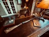 "Winchester Model 21 Flatside Custom - 20ga - IC/M - 3"" - 30"" - Straight Grip - Beavertail Forend - Vent Rib - Checkered Butt - CLEAN Shotgun!! - 2 of 23"