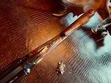 "Winchester Model 21 Flatside Custom - 20ga - IC/M - 3"" - 30"" - Straight Grip - Beavertail Forend - Vent Rib - Checkered Butt - CLEAN Shotgun!! - 10 of 23"