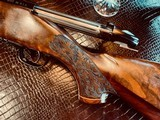 Weatherby Mark V LAZERMARK - .378 Weatherby Magnum - As New - Oak Leaf Carved Stock - Remarkable Condition and Wood Quality - Beautiful!! - 23 of 24