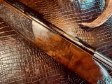 Weatherby Mark V LAZERMARK - .378 Weatherby Magnum - As New - Oak Leaf Carved Stock - Remarkable Condition and Wood Quality - Beautiful!! - 6 of 24