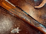 Weatherby Mark V LAZERMARK - .378 Weatherby Magnum - As New - Oak Leaf Carved Stock - Remarkable Condition and Wood Quality - Beautiful!! - 2 of 24